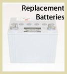 Replacement Solar Billboard & Street Light Batteries