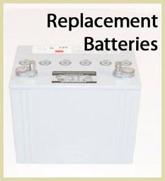 Envirolight Replacement Solar Light Batteries