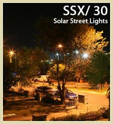 SSX 30 Solar Street Lights