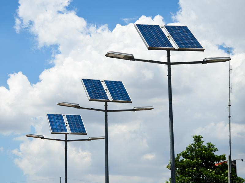 GenLight 4X Solar Sign Lights Gallery