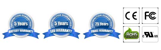 EnviroLight Warranties And Certifications