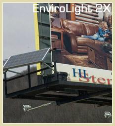 Solar Billboard Lights 2X