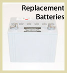 Replacement Solar Billboard & Street Light Batteries