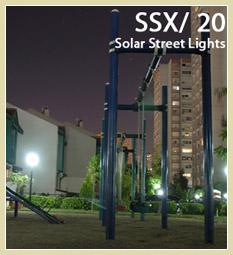 SSX 20 Solar Street Lights