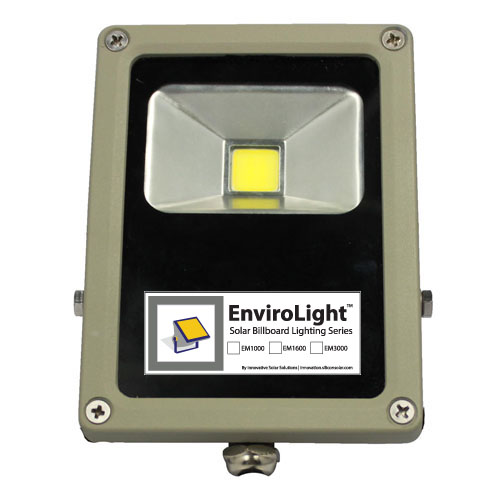 EnviroLight Solar Billboard Lighting LED Fixture