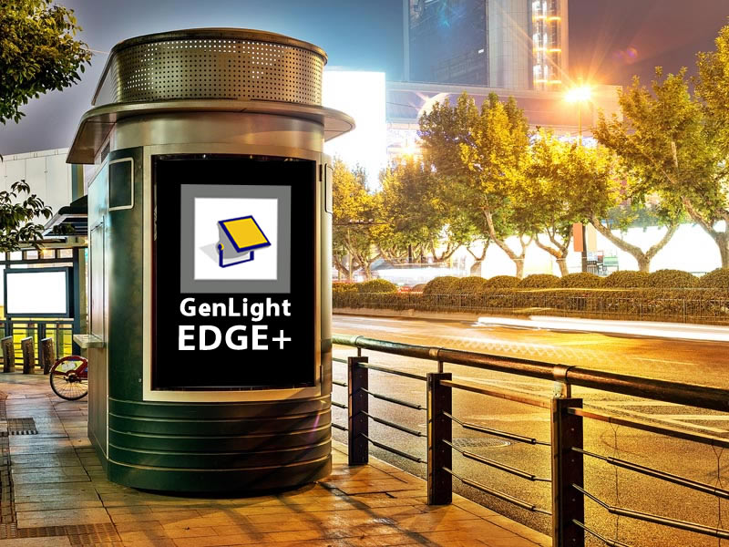 GenLight Edge Sign Lights Gallery