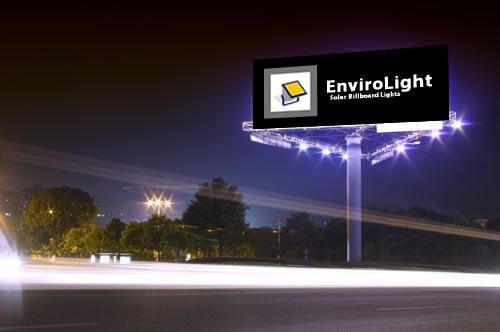 EnviroLight Solar Billboard Lighting