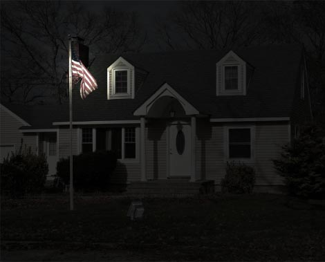 EnviroLight FX Solar Flag Lights